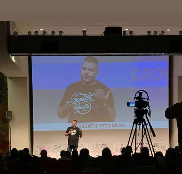 Speaking in GC Europe